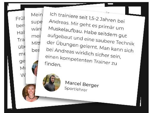 Kundenstimmen Andreas Proske